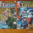 Cómics: TARZAN LORD OF THE JUNGLE NºS 26 Y 27 ( BUSCEMA ) ( EN INGLES ) ¡BUEN ESTADO! MARVEL CANADA. Lote 168468792