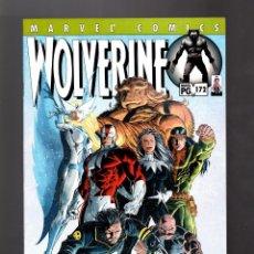 Cómics: WOLVERINE 172 - MARVEL 2002 VFN/NM / TIERI & CHEN / ALPHA FLIGHT . Lote 168478760