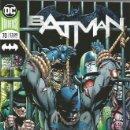 Cómics: BATMAN VOL.3 # 70 (DC,2019) - TOM KING - MIKEL JANIN - JORGE FORNES. Lote 168498736