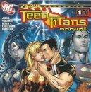 Cómics: TEEN TITANS ANNUAL # 1 (DC,2006) - VFN - INFINITE CRISIS - GEOFF JOHNS. Lote 168499452