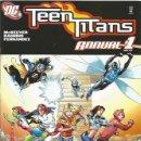 Cómics: TEEN TITANS ANNUAL # 1 (DC,2009) - VFN - DEATHTRAP. Lote 168499816