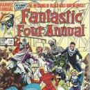 Cómics: FANTASTIC FOUR ANNUAL VOL.1 # 18 (MARVEL,1984) - FN - JOHN BYRNE. Lote 168501420
