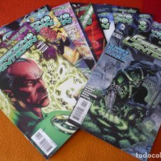 Cómics: GREEN LANTERN NºS 1 AL 11 ( GEOFF JOHNS MAHNKE ) ( EN INGLES ) ¡MUY BUEN ESTADO! USA DC THE NEW 52. Lote 168589132