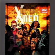 Cómics: WOLVERINE AND THE X-MEN 2 - MARVEL 2014 VFN/NM. Lote 293562483
