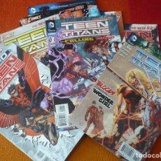 Cómics: TEEN TITANS 0 + 1 AL 10 + 12, 13 + ANNUAL (LOBDELL) (EN INGLES ) ¡MUY BUEN ESTADO! USA DC THE NEW 52. Lote 168776888