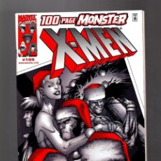 Cómics: X-MEN 109 - MARVEL 2001 VFN/NM 100 PAGES GIANT SIZE CHRISTMAS SPECIAL !. Lote 168841940
