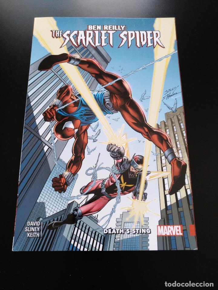 BEN REILLY THE SCARLET SPIDER TPB 2 (Tebeos y Comics - Comics Lengua Extranjera - Comics USA)