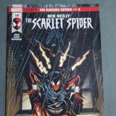 Cómics: THE SCARLET SPIDER Nº 10 PART 1 EDICION AMERICANA ESTADO MUY BUENO . Lote 169137808