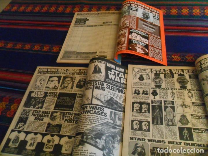 Cómics: CON MUCHA PUBLICIDAD DE STAR WARS LA GUERRA DE LAS GALAXIAS, 3 NºS DE CREEPY. 1978. WARREN. - Foto 3 - 169180020