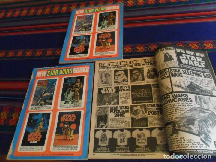 Cómics: CON MUCHA PUBLICIDAD DE STAR WARS LA GUERRA DE LAS GALAXIAS, 3 NºS DE CREEPY. 1978. WARREN. - Foto 4 - 169180020