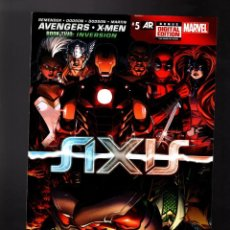Cómics: AVENGERS AND X-MEN AXIS 5 - MARVEL 2015 VFN. Lote 169213180