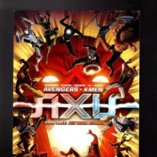 Cómics: AVENGERS AND X-MEN AXIS 9 - MARVEL 2015 VFN. Lote 169213624