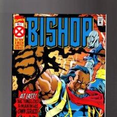 Cómics: BISHOP 1 2 3 4 COMPLETA - MARVEL 1994 VFN/NM / OSTRANDER & PACHECO / X-MEN. Lote 169214689