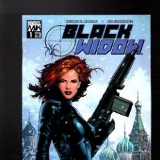 Cómics: BLACK WIDOW 1 - MARVEL 2004 VFN/NM / BILL SIENKIEWICZ. Lote 169217520