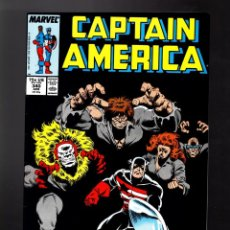 Cómics: CAPTAIN AMERICA 340 - MARVEL 1988 VFN / IRON MAN ARMOR WARS. Lote 169309632