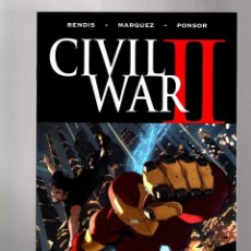 Cómics: CIVIL WAR II 2 - MARVEL 2016 VFN/NM. Lote 169373676