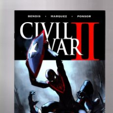 Cómics: CIVIL WAR II 6 - MARVEL 2016 VFN/NM. Lote 169374048