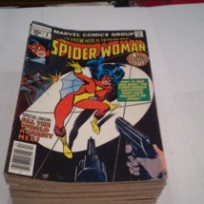 Cómics: SPIDER-WOMAN - MARVEL COMICS GROUP - COMPLETA - ORIGINAL USA -AÑO 1978 - 50 NUMEROS - MBE - GORBAUD. Lote 169761952