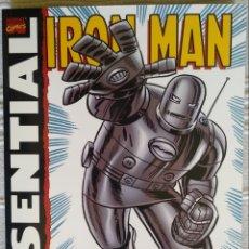 Cómics: ESSENTIAL IRON MAN 1. Lote 169782262