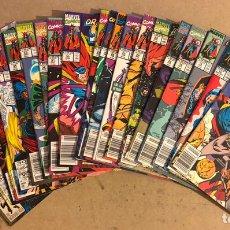 Cómics: DR. STRANGE (MARVEL COMICS, 1989-1992). LOTE DE 21 COMICS EDICIÓN AMERICANA. EXCELENTE ESTADO. USA. Lote 169807421