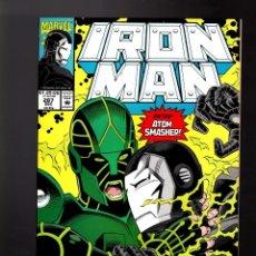 Cómics: IRON MAN 287 - MARVEL 1992 VFN/NM. Lote 170015376