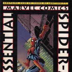 Cómics: ESSENTIAL AMAZING SPIDER-MAN TPB # 1 (MARVEL,1996) - STAN LEE - STEVE DITKO. Lote 170872300