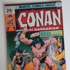 Cómics: OCASION NAVIDAD: CONAN THE BARBARIAN Nº 65 USA. ETAPA CONAN Y BÊLIT. HISTORIA COMPLETA. Lote 170970144