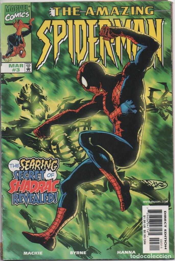 THE AMAZING SPIDERMAN - VOL 2 #3 - MARCH 1999 (Tebeos y Comics - Comics Lengua Extranjera - Comics USA)