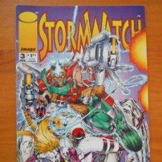 Cómics: STORMWATCH # 3 - IMAGE - USA - EN INGLES (FI1). Lote 171595590
