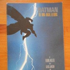 Cómics: BATMAN THE DARK KNIGHT RETURNS - BOOK ONE - FRANK MILLER - DC - USA - EN INGLES (FI1). Lote 171595840
