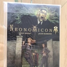 Cómics: NEONOMICON ALAN MOORE - AVATAR USA. Lote 171607522