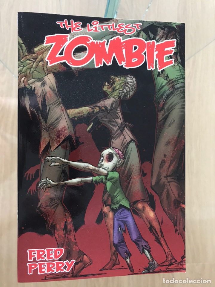 THE LITTLEST ZOMBIE (Tebeos y Comics - Comics Lengua Extranjera - Comics USA)