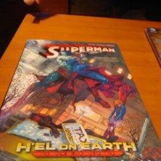 Cómics: SUPERMAN H'EL ON EARTH. Lote 171634823