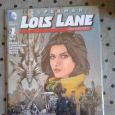 Cómics: SUPERMAN LOIS LANE #1 (2014) VF. Lote 171666698