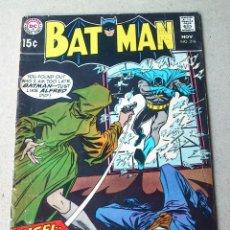 Cómics: BATMAN Nº 216 NOV. 1969 - DC - ROBBINS. Lote 172057159