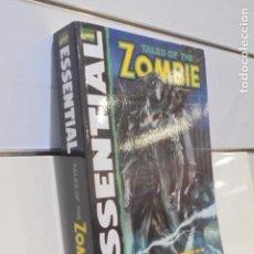 Cómics: TALES OF THE ZOMBIE VOL. 1 MARVEL COMICS ESSENTIAL - EN INGLES. Lote 172110683