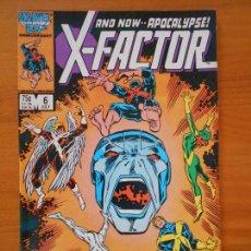 Cómics: X-FACTOR # 6 VOL.1 - 1986 - MARVEL - USA - EN INGLES (BW). Lote 172222520