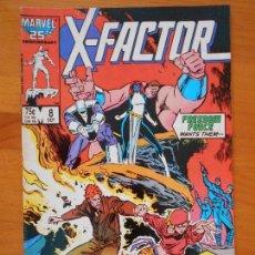 Cómics: X-FACTOR # 8 VOL.1 - 1986 - MARVEL - USA - EN INGLES (BW). Lote 172222855