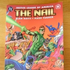 Cómics: JUSTICE LEAGUE OF AMERICA: THE NAIL. Lote 172443095