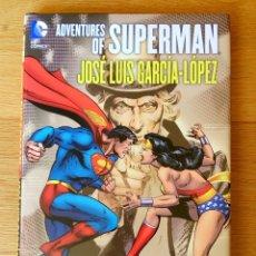 Cómics: ADVENTURES OF SUPERMAN (JOSÉ LUIS GARCÍA LÓPEZ). Lote 172449147