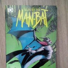 Cómics: DC. BATMAN TALES OF THE MANBAT TPB. TOMO UNICO. DIXON Y JONES. Lote 172893105