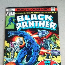 Cómics: BLACK PANTHER VOL. 1 Nº 9 - 1978 - KIRBY. Lote 172918870