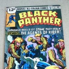 Cómics: BLACK PANTHER VOL. 1 Nº 12 - 1978 - KIRBY. Lote 172918978