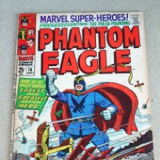 Cómics: PHANTOM EAGLE. VOL. 1 Nº 16 - 1968. Lote 172940233
