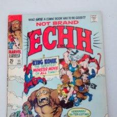 Cómics: NOT BRAND ECHH. VOL. 1 Nº 11 - 1968 - LEE THOMAS SUTTON. Lote 173026884
