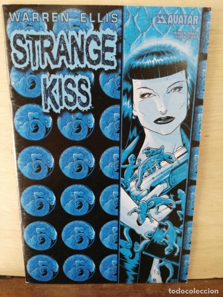 STRANGE KISS (INGLÉS) - WARREN ELLIS - ED. AVATAR (Tebeos y Comics - Comics Lengua Extranjera - Comics USA)
