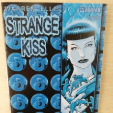 Cómics: STRANGE KISS (INGLÉS) - WARREN ELLIS - ED. AVATAR. Lote 173120308