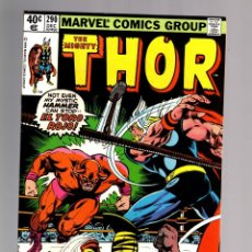 Cómics: THOR 290 - MARVEL 1979 VFN/NM / THOMAS & JONES / ETERNALS CELESTIALS SAGA. Lote 173139387