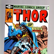 Cómics: THOR 292 - MARVEL 1980 VFN/NM / THOMAS & POLLARD / ETERNALS CELESTIALS SAGA / VS ODIN. Lote 173139542