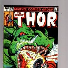 Cómics: THOR 298 - MARVEL 1980 VFN / THOMAS & POLLARD / ETERNALS CELESTIALS SAGA. Lote 173140079